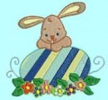 Easter Eggs Set 2 Machine Embroidery Designs