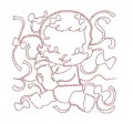 Baby Line Quilting Blocks - 12 Machine Embroidery Designs