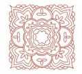 Red Quilting Blocks Machine Embroidery Designs