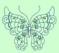 Butterfly Quilting Machine Embroidery Designs