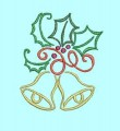 Christmas Outline Machine Embroidery Designs