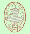 Deco Easter Eggs Machine Embroidery Designs