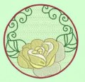 Flower Circles Set 2 Machine Embroidery Designs
