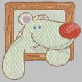 Hi There Animals Machine Embroidery Designs