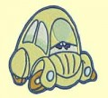 Living Cars Machine Embroidery Designs