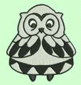 Owls Machine Embroidery Designs