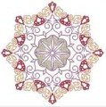 Quilting Circles Machine Embroidery Designs
