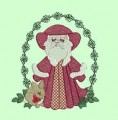 Santa Special Machine Embroidery Designs