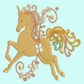 Unicorns Set 4 Machine Embroidery Designs